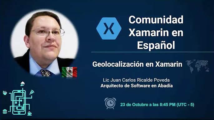 Geolocalización Xamarin