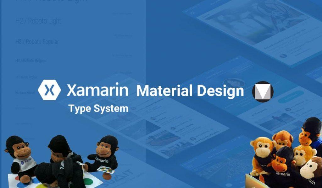 Xamarin Material Design